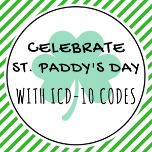 Celebrate St. Patrick's Day with ICD-10